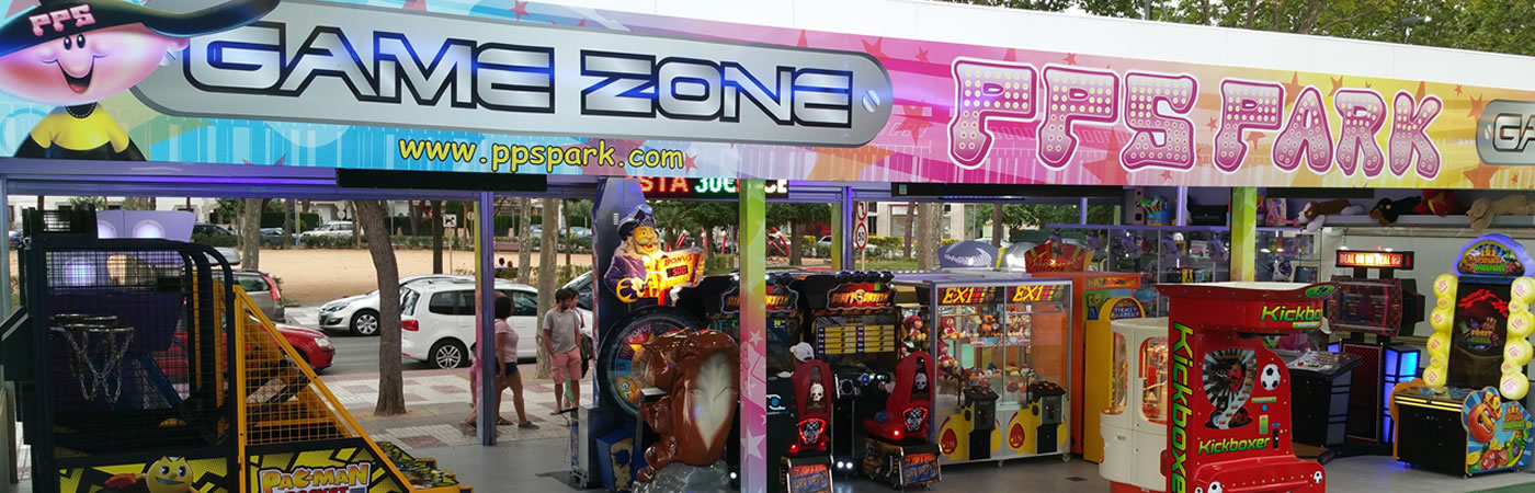 Game Zone | Pp's Park
