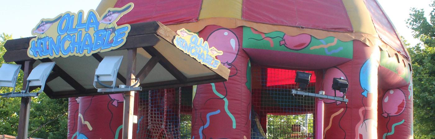 Olla hinchable | Pp's Park