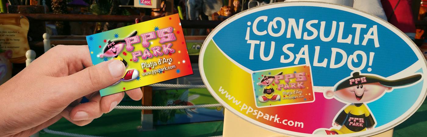 Targetes recàrrega | Pp's Park