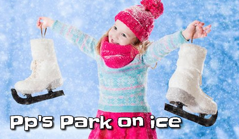Pp's Park on ice | Pp's Park