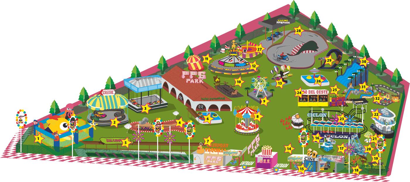 Pp's Park | Platja d'Aro